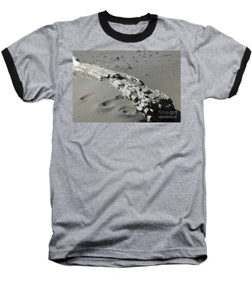 Baseball T-Shirt featuring the photograph Stranded by Christiane Hellner-OBrien
