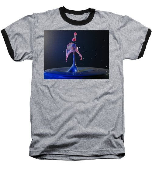 Baseball T-Shirt featuring the photograph Strange Love by Kevin Desrosiers