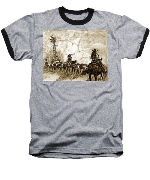 Strange Sky Baseball T-Shirt