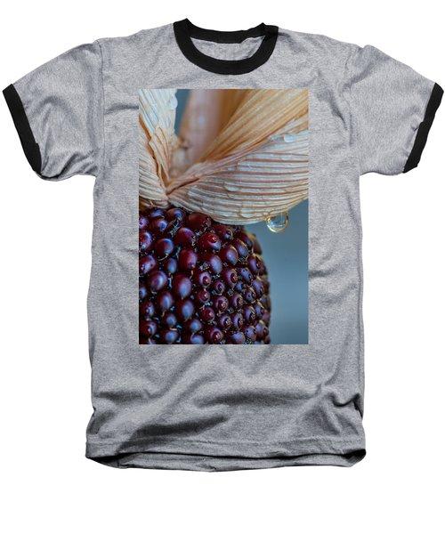 Strawberry Corn Baseball T-Shirt