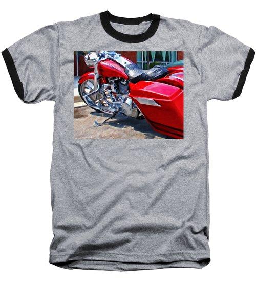 Street Glide Baseball T-Shirt