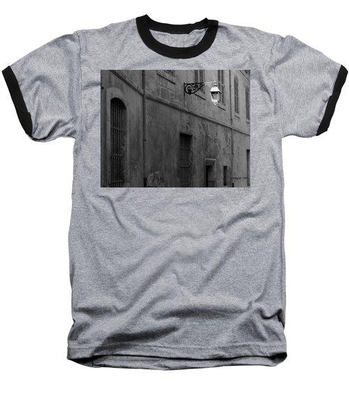Street Lamp Baseball T-Shirt