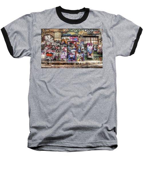 Street Life Baseball T-Shirt