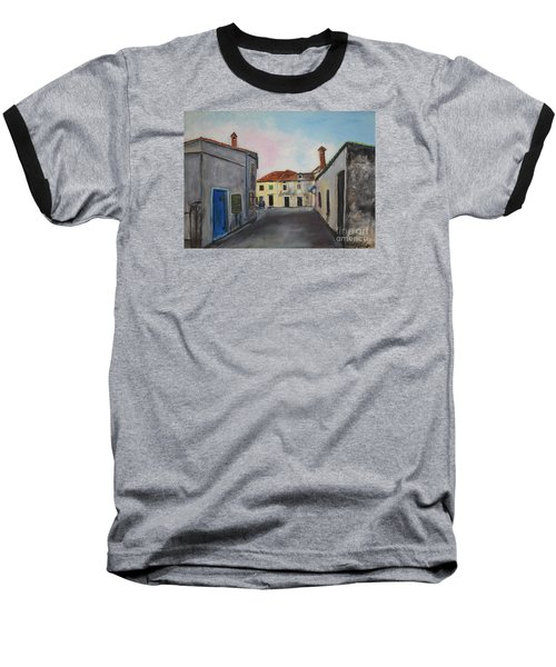 Street View From Kavran Baseball T-Shirt