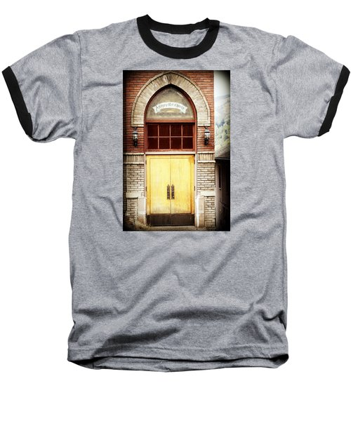 Street View Baseball T-Shirt