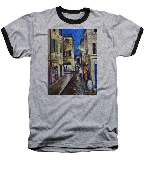 Street View Provence 2 Baseball T-Shirt
