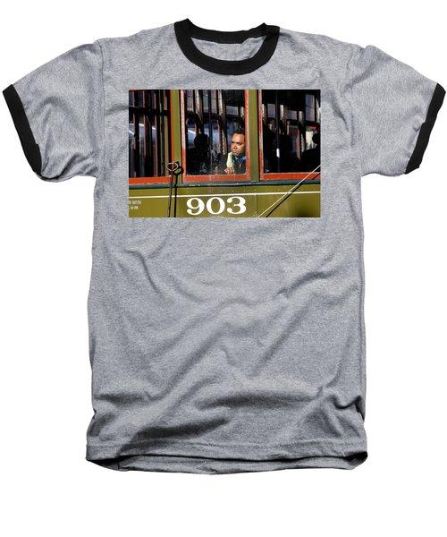 Streetcar 903 Baseball T-Shirt