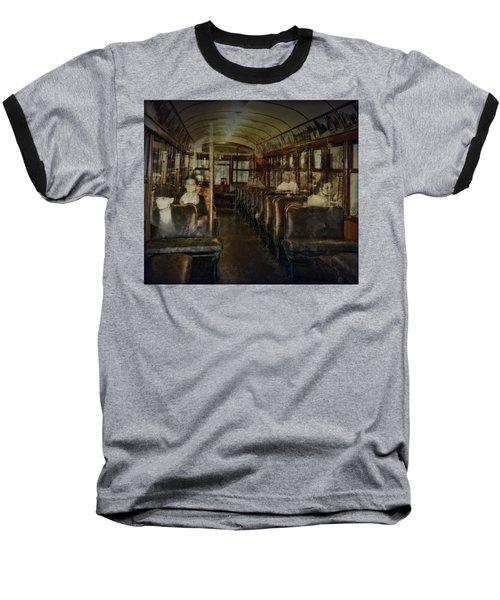 Streetcar Spirits Baseball T-Shirt