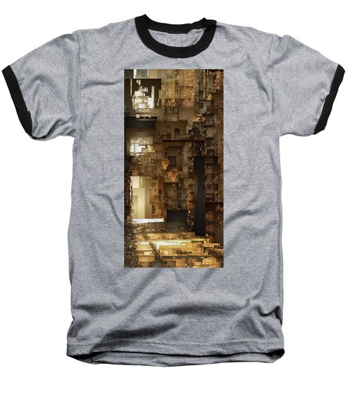 Streets Of Gold Baseball T-Shirt