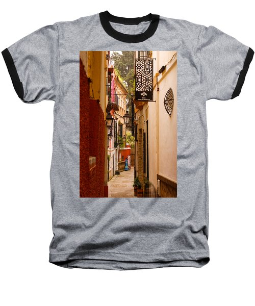 Streets Of Seville  Baseball T-Shirt