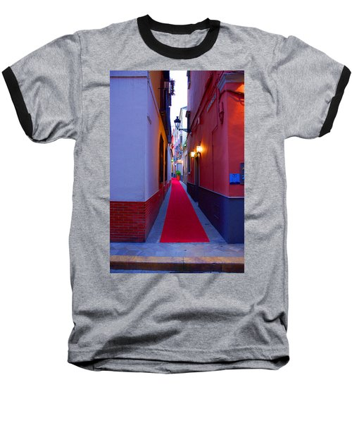 Streets Of Seville - Red Carpet  Baseball T-Shirt