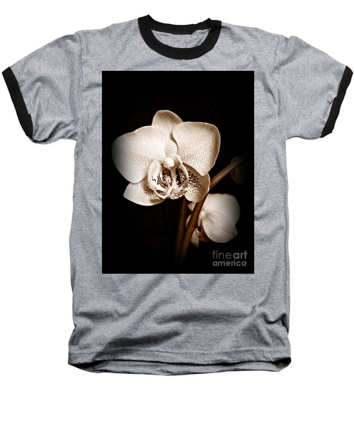 Strength And Beauty Sepia Baseball T-Shirt