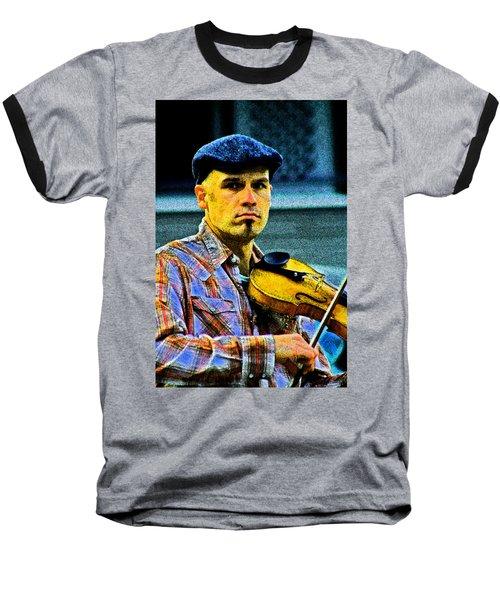 My String Instrument Baseball T-Shirt