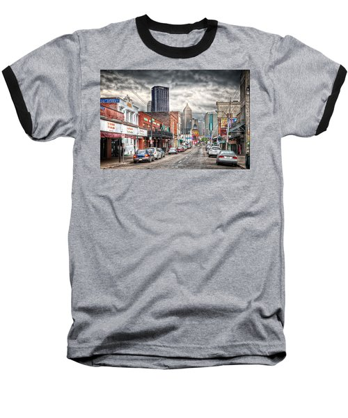 Strip District Pittsburgh Baseball T-Shirt
