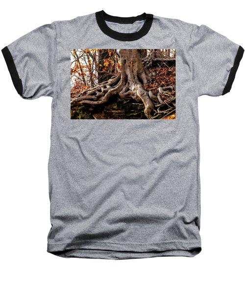 Strong Roots Baseball T-Shirt