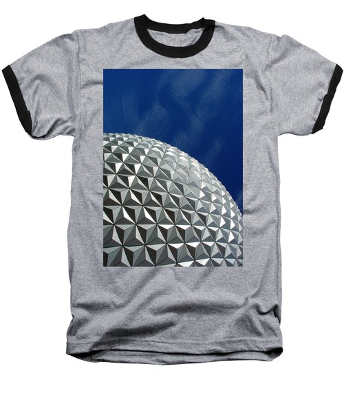 Baseball T-Shirt featuring the photograph Structural Beauty by David Nicholls