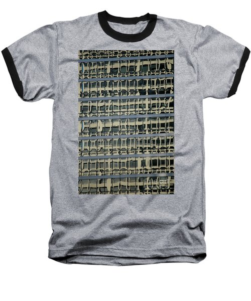 Baseball T-Shirt featuring the photograph Structured by Christiane Hellner-OBrien