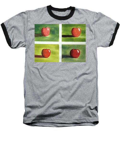 Study Red And Green Baseball T-Shirt