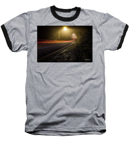 Suburbian Night Baseball T-Shirt