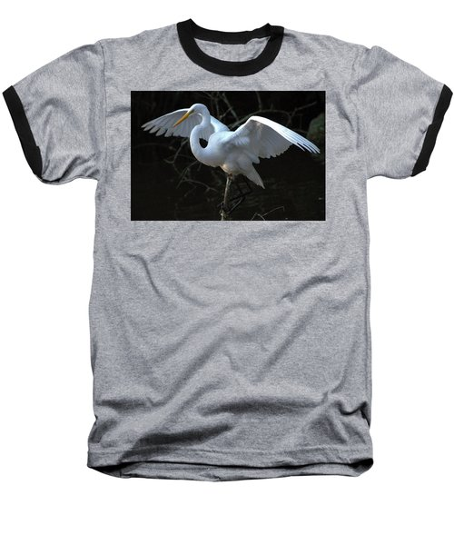 Baseball T-Shirt featuring the photograph Successful Hunt by Charlotte Schafer