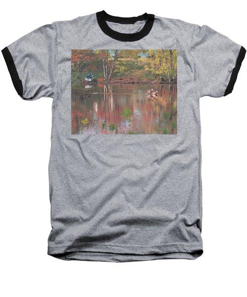 Sudbury River Baseball T-Shirt