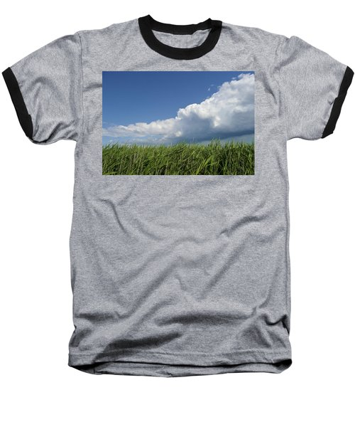 Suffolk Skies Baseball T-Shirt