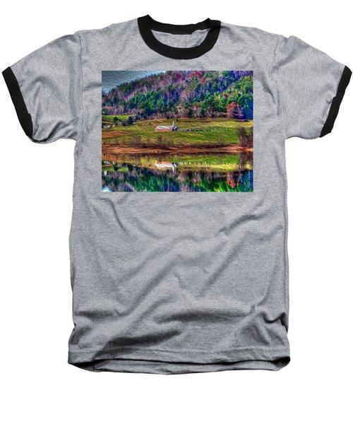 Sugar Grove Reflection Baseball T-Shirt