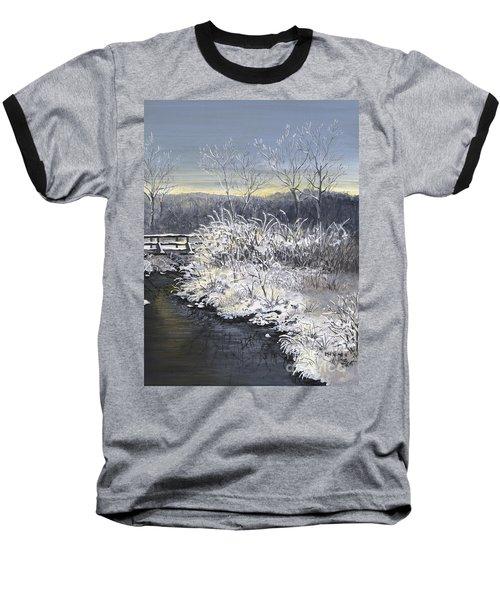 Sugared Sunrise Baseball T-Shirt