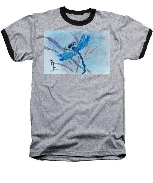 Sumi Dragonfly Baseball T-Shirt