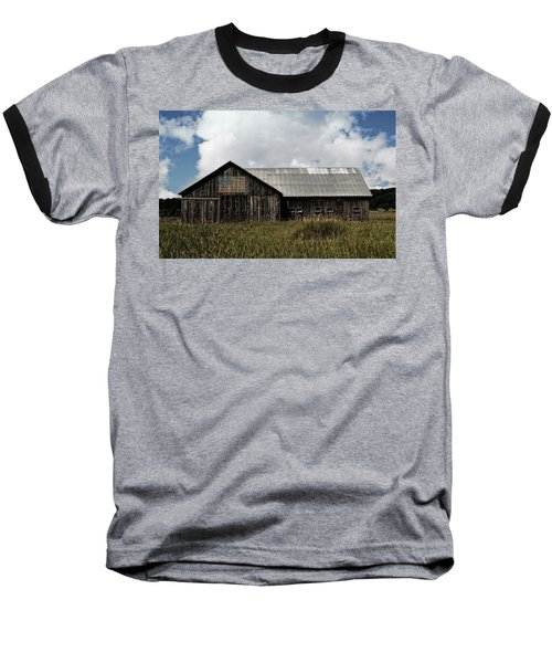 Summer Barn In The Country  Baseball T-Shirt