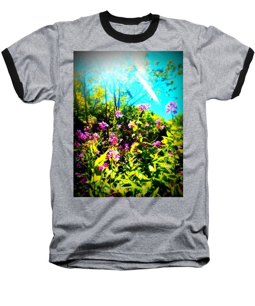 Summer Beauty Baseball T-Shirt