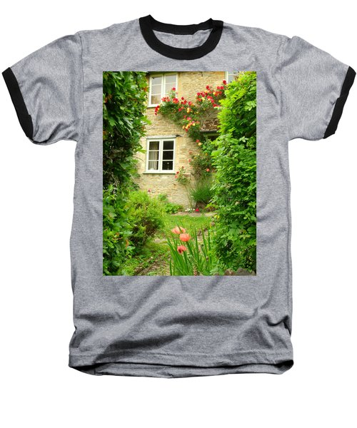 Summer Cottage Baseball T-Shirt