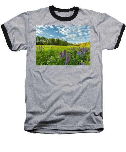 Baseball T-Shirt featuring the photograph Summer Dream by Rose-Maries Pictures