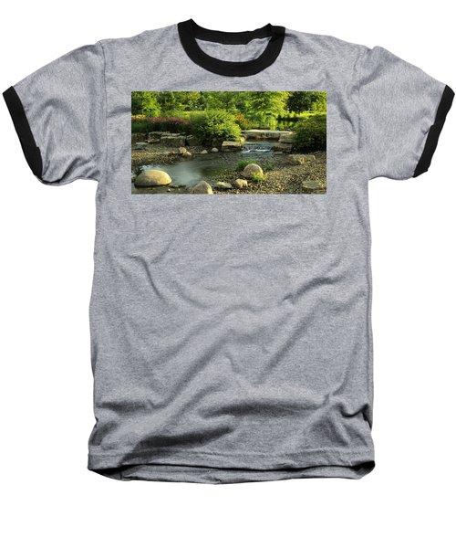 Summer In Forest Park Baseball T-Shirt