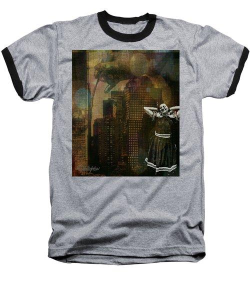 Summer In The City Baseball T-Shirt