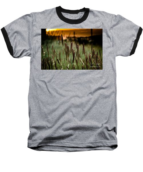 Summer Light Baseball T-Shirt