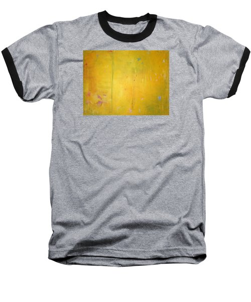 Baseball T-Shirt featuring the painting Summer Rain C2011 by Paul Ashby