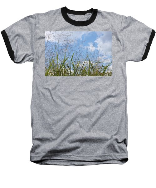 Summer Sky Baseball T-Shirt
