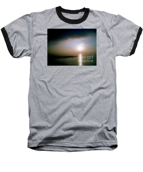 Baseball T-Shirt featuring the photograph Summer Sunrise by Michael Hoard