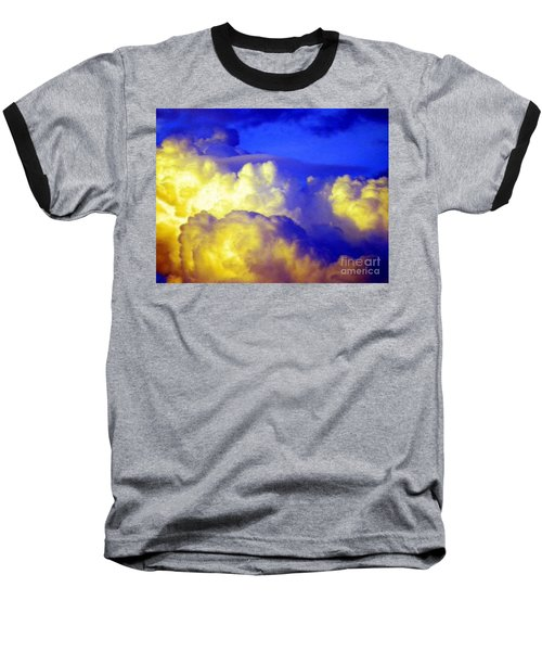 Summer Sunset #2 Baseball T-Shirt