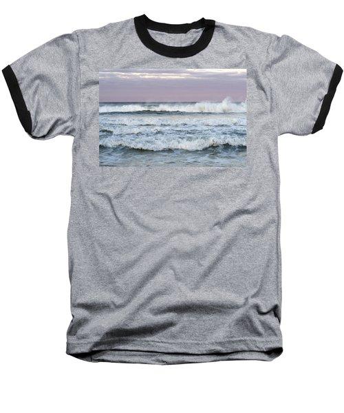 Summer Waves Seaside New Jersey Baseball T-Shirt