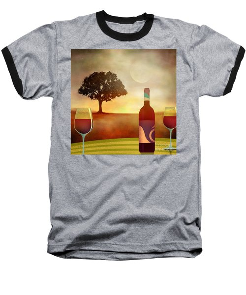 Summer Wine Baseball T-Shirt