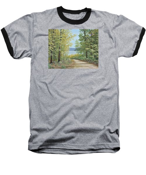 Summer Woods Baseball T-Shirt