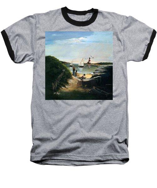 Summer's End Baseball T-Shirt