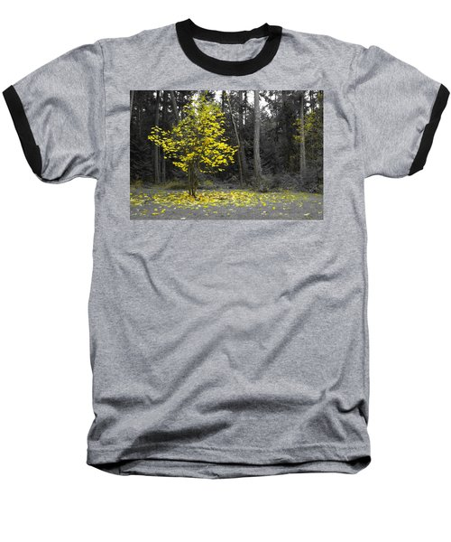 Summer's End Baseball T-Shirt