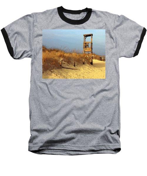 Summer's Over Baseball T-Shirt