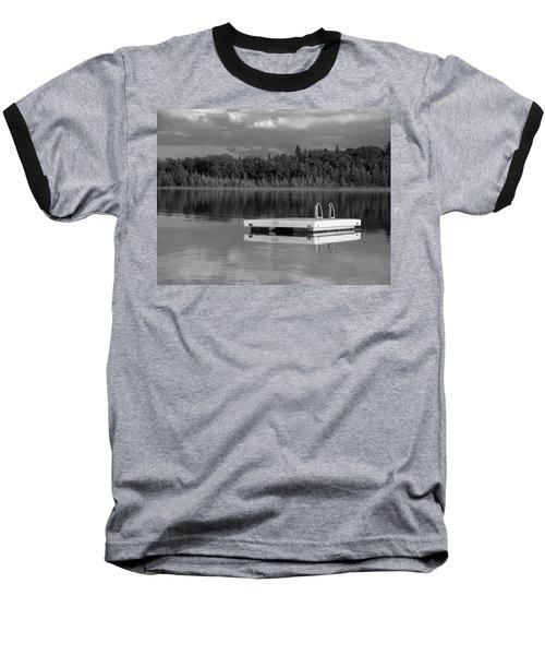 Summertime Reflections Baseball T-Shirt