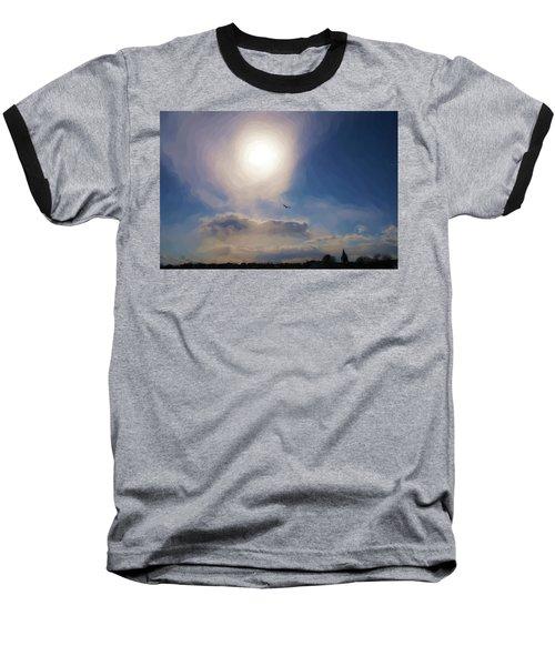 Sun And Skies Baseball T-Shirt