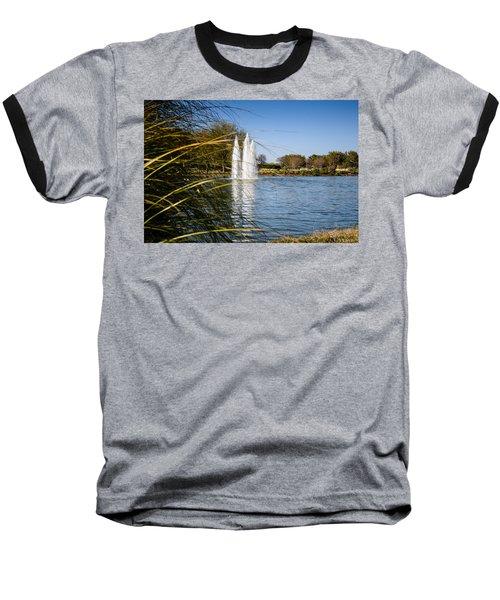 Sun City Entrance Baseball T-Shirt