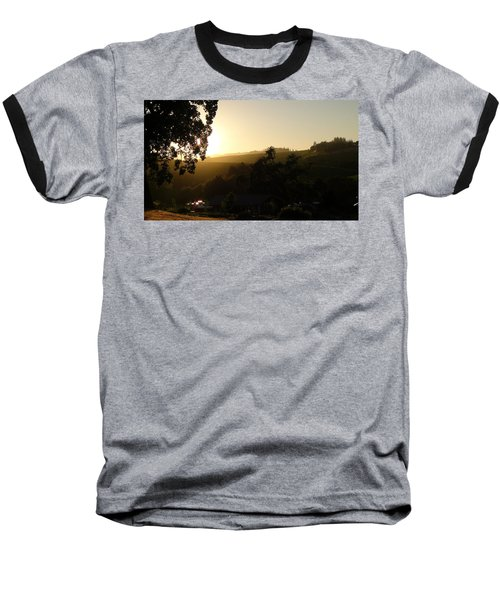 Sun Down Baseball T-Shirt